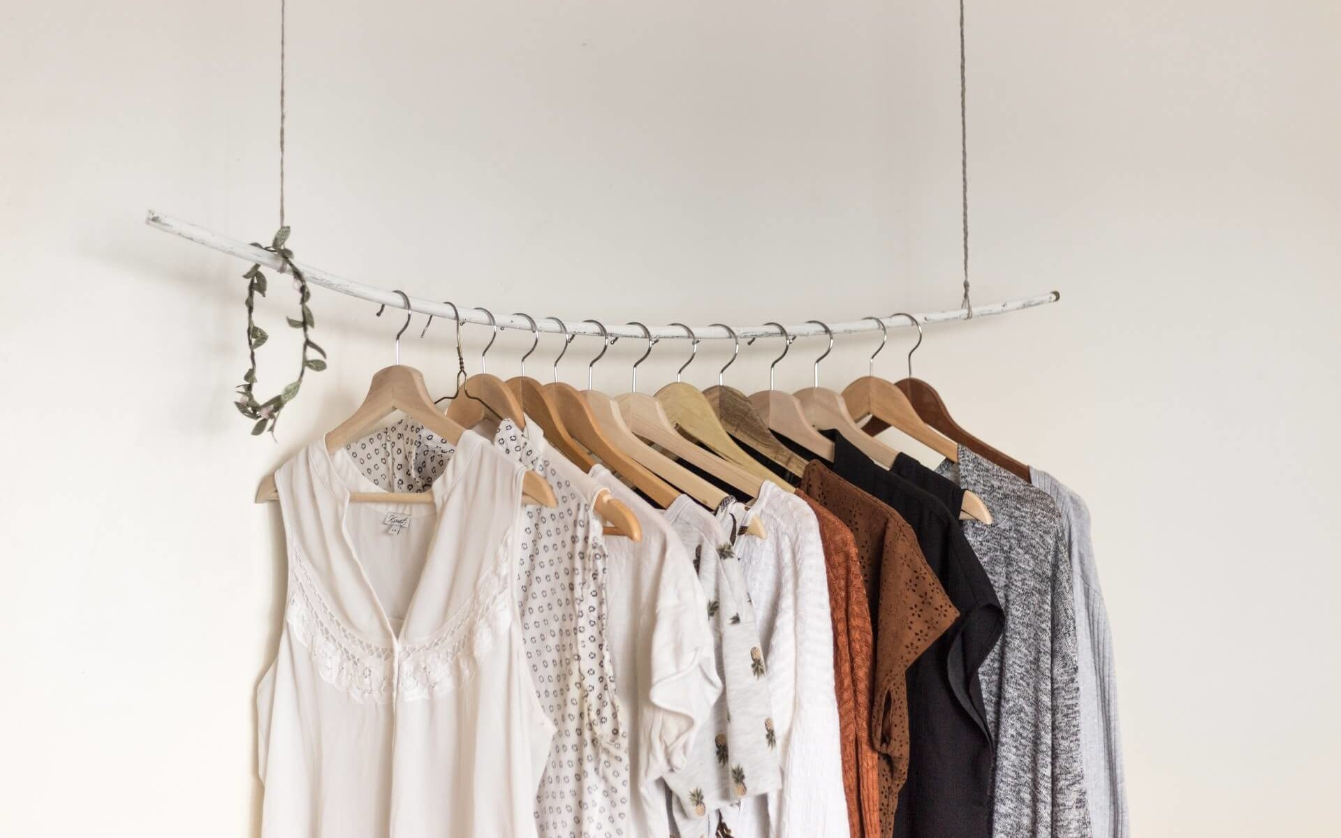 Green fashion: how to make your wardrobe more sustainable