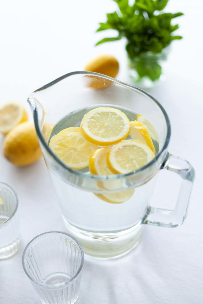 Hydrating yourself is one of the best morning habits for healthy living.