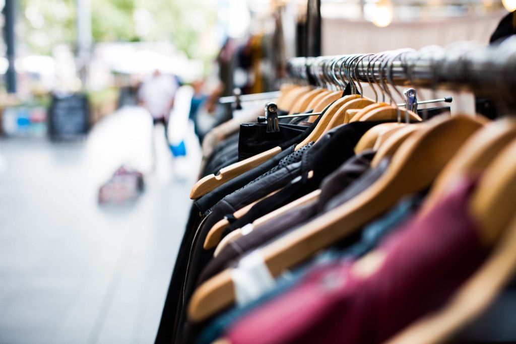 Second-hand shopping is one of the best money saving tips.