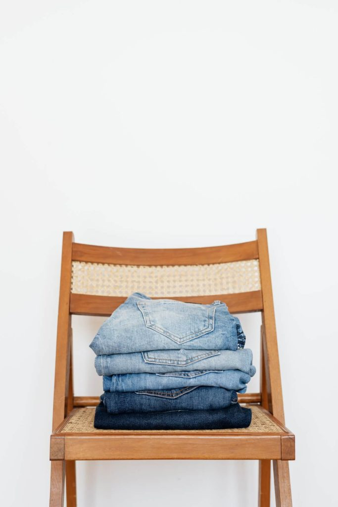 After your closet declutter, getting rid of things ASAP is a good thing to do to declutter clothes efficiently.