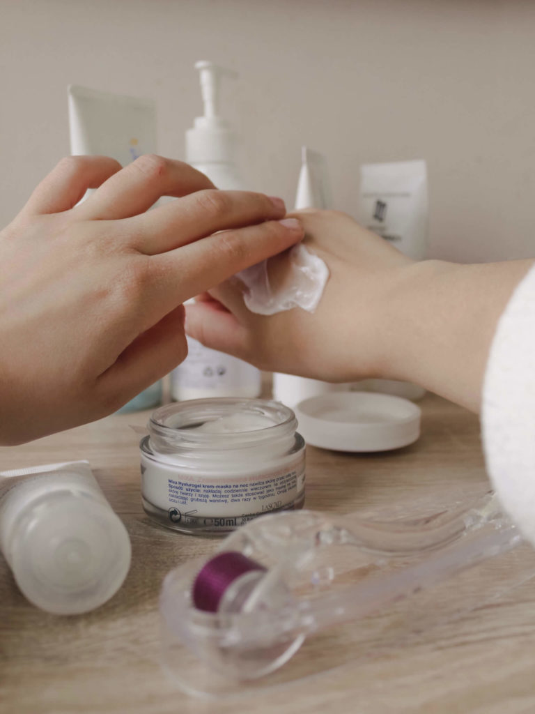 As an environmentalist, I stopped buying products with microbeads in them.