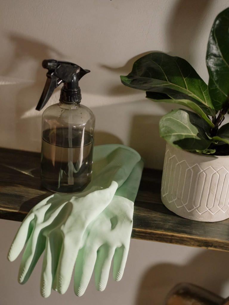 This all-purpose cleaner is a homemade cleaning product that works perfectly.